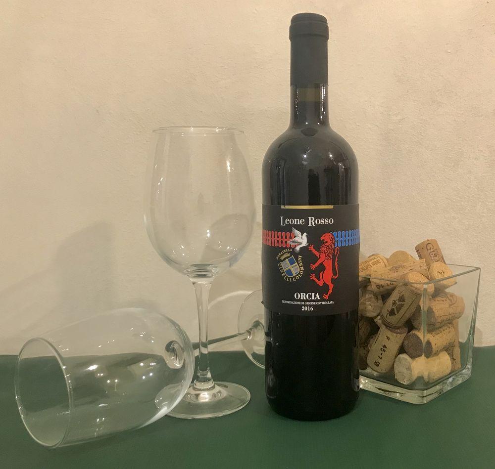 Leone Rosso Orcia DOC
